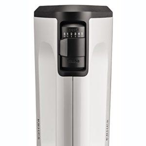 Krups GN5021 Handmixer mit Turbostufe, 3 Mix 550, 500 W, Tubo-Quirle und Spriral-Kneter aus Edelstahl, weiß / schwarz - 4