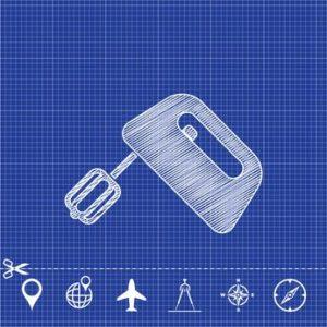 Wie funktioniert ein Handmixer genau?