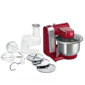 Bosch MUM-R Küchenmaschine MUM mit Edelstahl-Rührschüssel